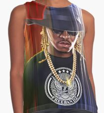 FREEBANDZ NATION Contrast Tank