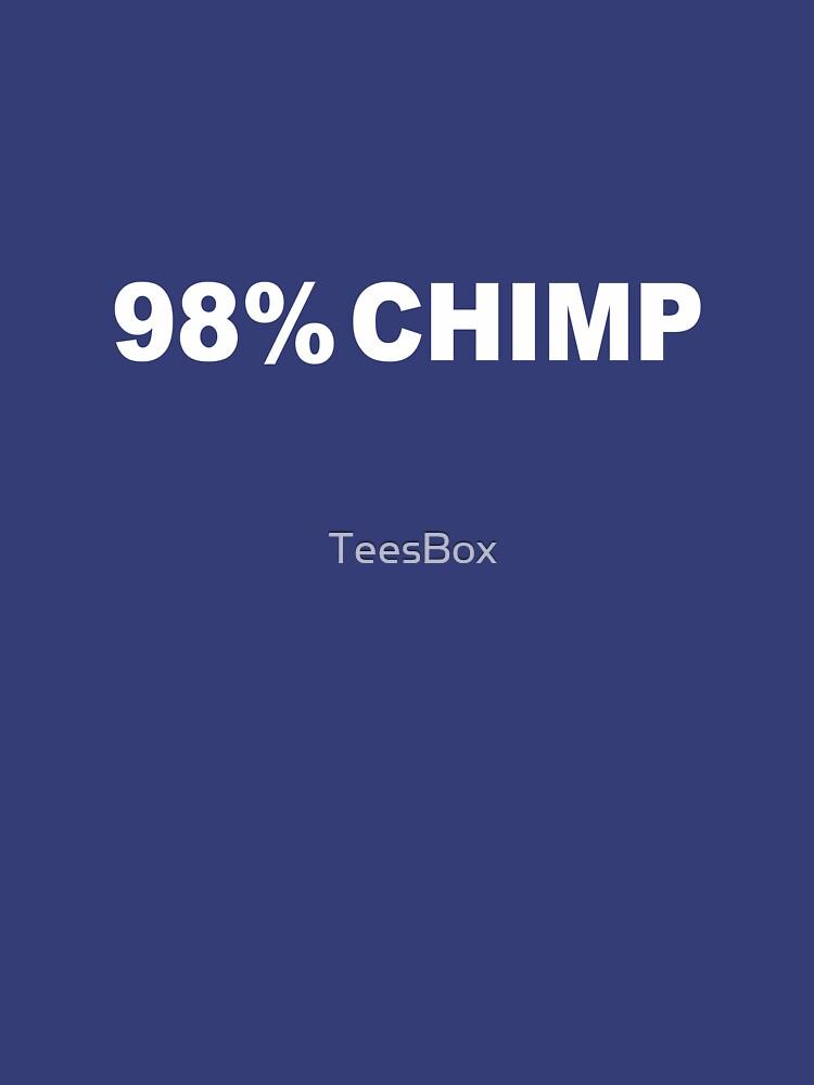 98% Chimp by TeesBox