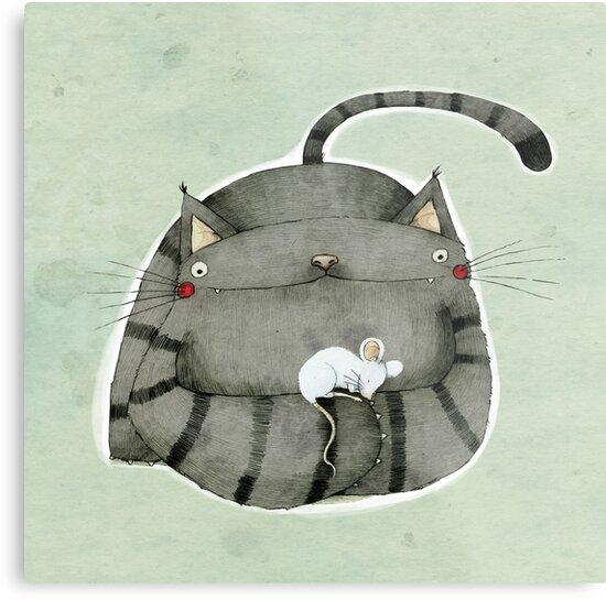 Friends by Judith Loske