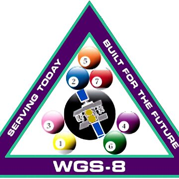 WGS-8 Logo by Quatrosales