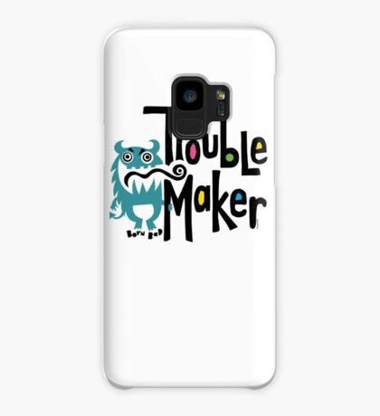 Trouble Maker - born bad Case/Skin for Samsung Galaxy