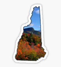 New Hampshire Foliage Sticker