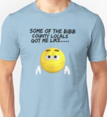 I live in a Bibb County too Unisex T-Shirt