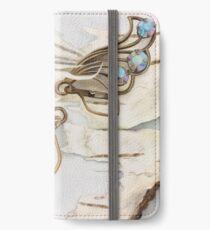 Winged Delicacies No. 1 iPhone Wallet/Case/Skin