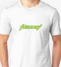Lime Green Stones Unisex T-Shirt