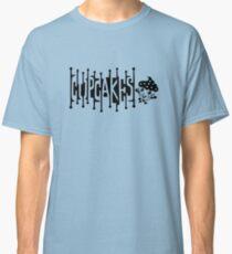 Retro Cupcakes - black Classic T-Shirt