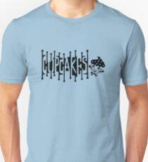 Retro Cupcakes - black Unisex T-Shirt