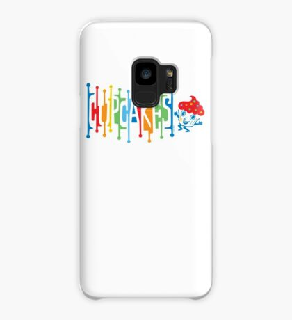 Retro Cupcakes - on lights Case/Skin for Samsung Galaxy