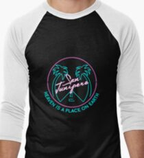 """San Junipero """"Heaven Is a Place on Earth"""" T-Shirt"""