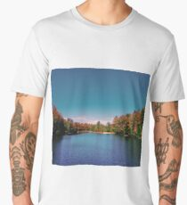 Fall is on the Way  Men's Premium T-Shirt