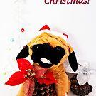 Fröhliche Weihnachten! Weihnachtskartenserie # 6 von Evita