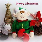 Fröhliche Weihnachten! Weihnachtskartenserie # 7 von Evita