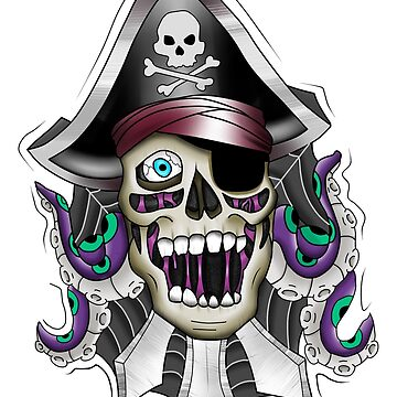 Pirate Beyond The Grave  by XephToons