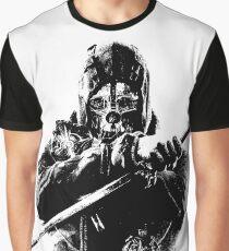 Weathered Corvo Dishonored Graphic T-Shirt