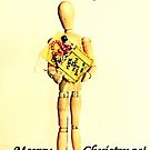 Fröhliche Weihnachten! Weihnachtskarten-Serie # 3 von Evita