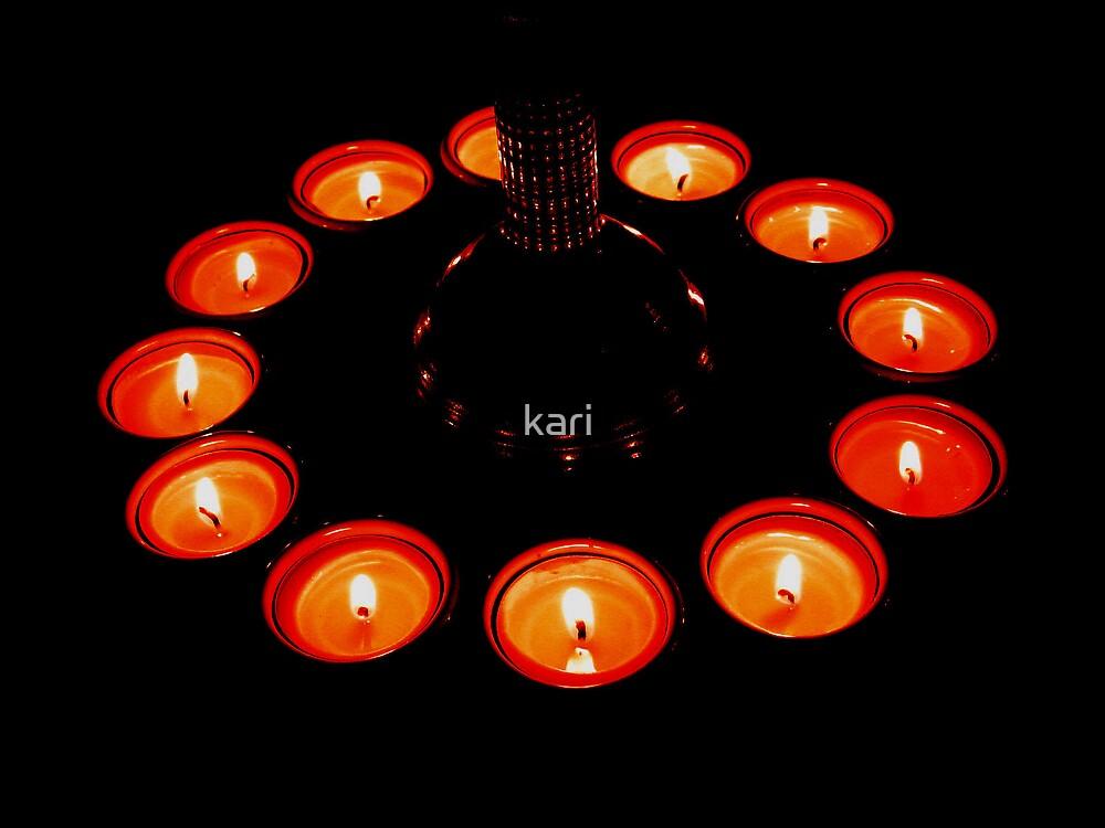 Quietness by kari