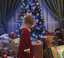 Hannah's Christmas by gypsykatz