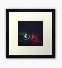 Liquor Store Framed Print