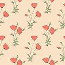 Tender poppies by yatskhey