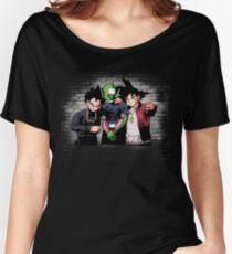 Vegeta Piccolo Goku Women's Relaxed Fit T-Shirt