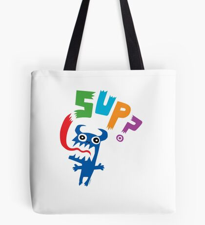 Sup? light colors Tote Bag
