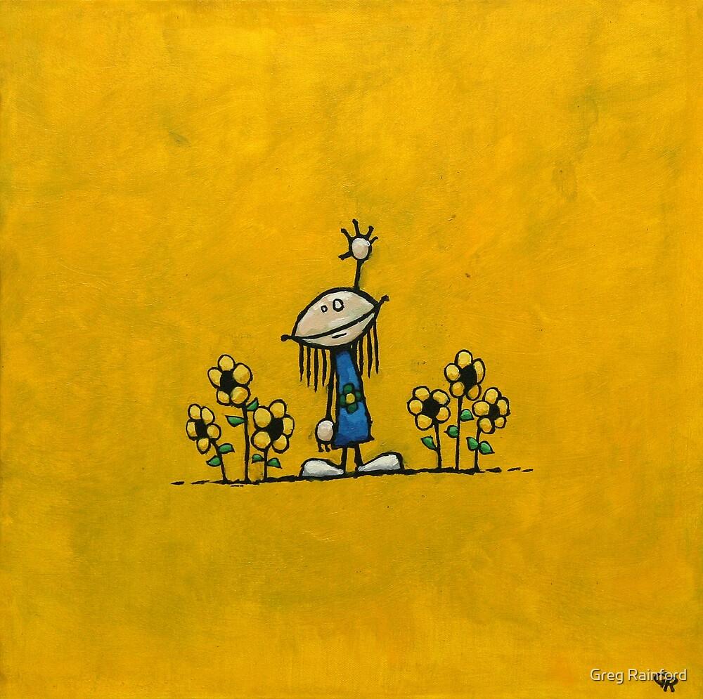 Daisy by Greg Rainford
