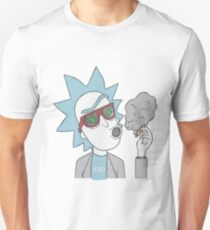 Rick and Morty - 420 Unisex T-Shirt