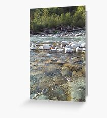 Pacific NorthWest Greeting Card