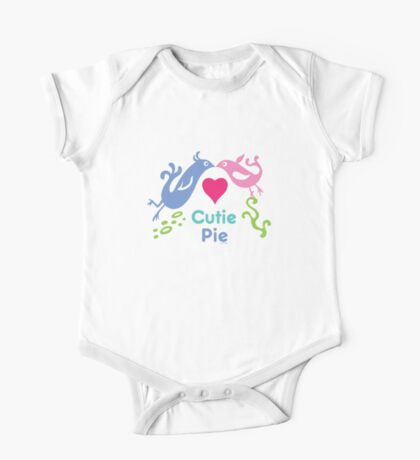 Love birds - kids & baby graphic Kids Clothes