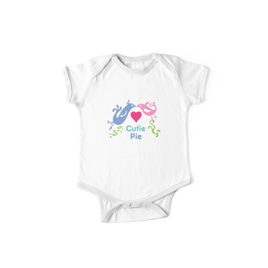 Love birds - kids & baby graphic by Andi Bird