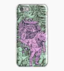 Pachydermal Exploration iPhone Case/Skin