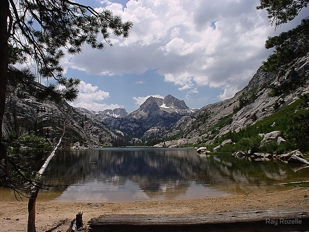 Barney Lake by Ray Rozelle