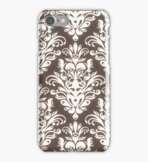 Damask Seamless Pattern iPhone Case/Skin