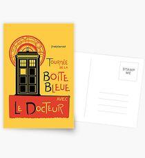 La Boîte Bleue Postcards