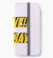 MOVE, I'M GAY iPhone Wallet/Case/Skin