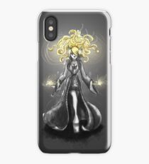 Rainbow Punk: Gothic Gold iPhone Case/Skin