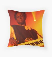 Transported Throw Pillow