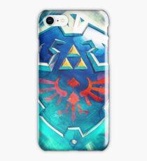 Legend of Zelda Hylian Shield iPhone Case/Skin