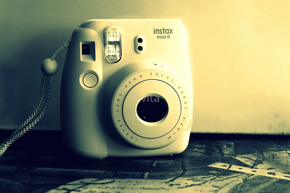 Her First Camera by Evita