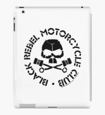 Black Rebel Motorcycle Club • BRMC • Black iPad Case/Skin