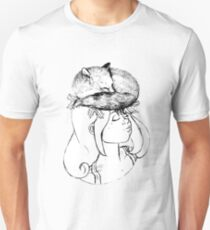 Rose Tamed The Fox Unisex T-Shirt