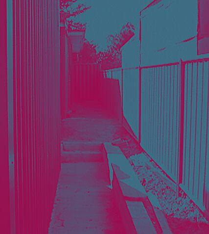 fencethe by Adam Bernthaler