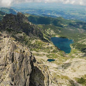 Tatra Mountains by artesonraju