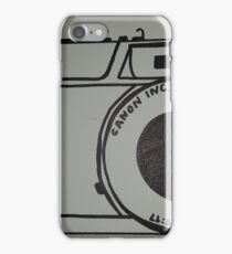 Canon  iPhone Case/Skin