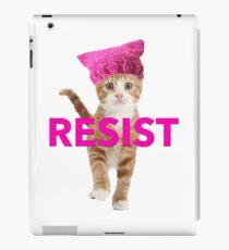 Resistance Kitten iPad Case/Skin
