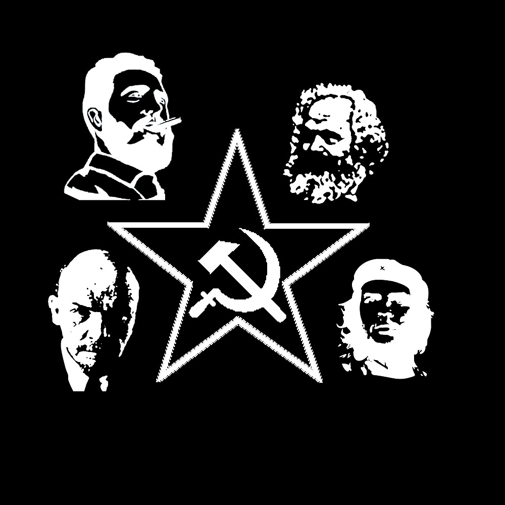B&W Communism by Timo D