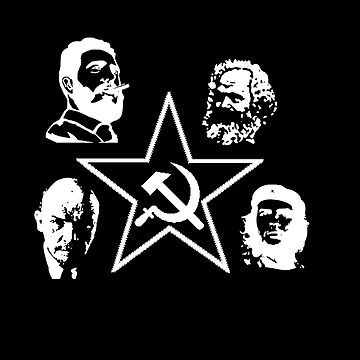 B&W Communism by timo332