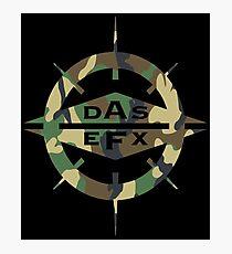 DAS EFX camouflage Photographic Print