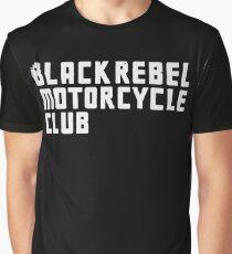 Black Rebel Motorcycle Club • BRMC • White Graphic T-Shirt