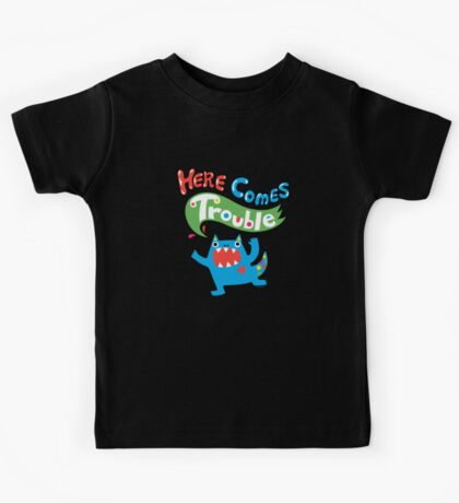 Here Comes Trouble ll  Kids Clothes